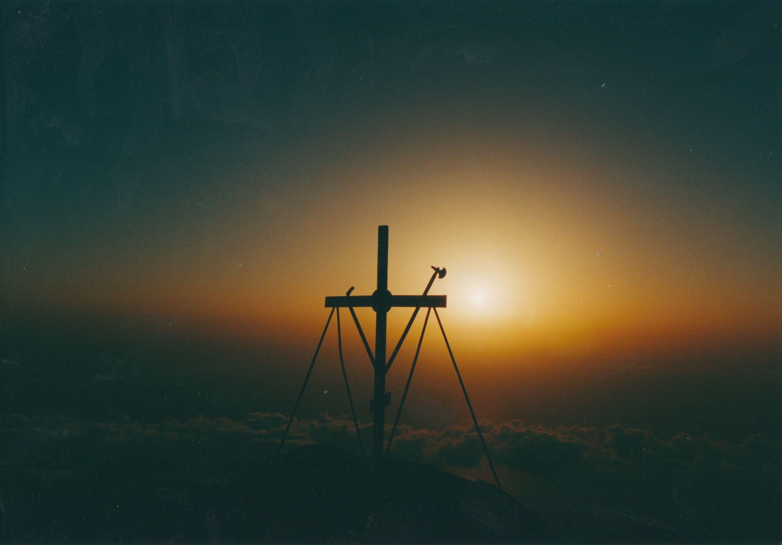 Η κορυφή του Άθωνα