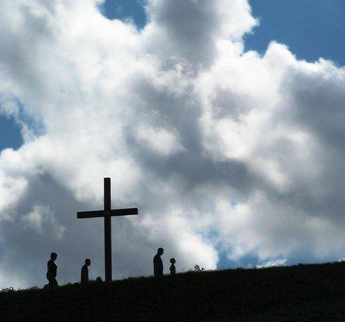 O σιωπηλός σταυρός