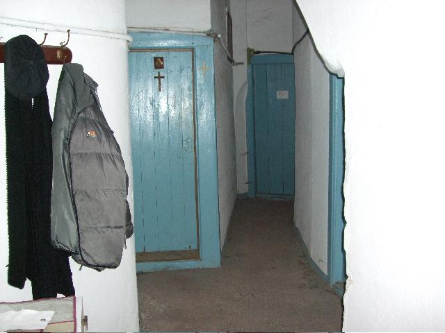 Οι χώροι που πρ�πει να περάσει κάποιος για να πάει τελικά στην τουαλ�ττα.
