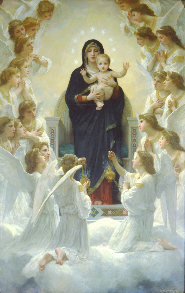 bouguereau_the_virgin_with_angels1