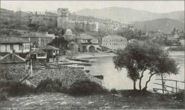 Vatopedi, march 1916