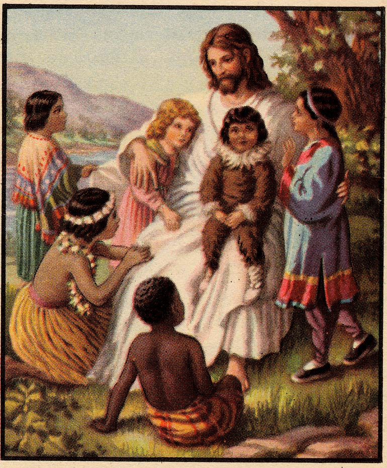 jesus20and20children20from20all20nations