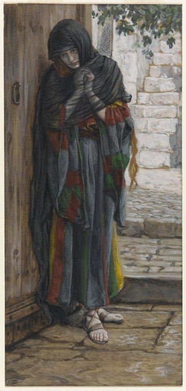 Πίνακας του γάλλου ζωγράφου James Tissot (1836-1902)