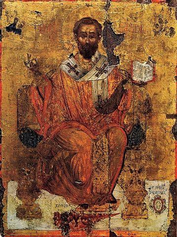 Κυπριακή εικόνα του αποστόλου Βαρνάβα