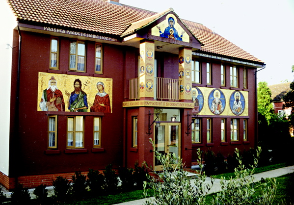Monastery Essex