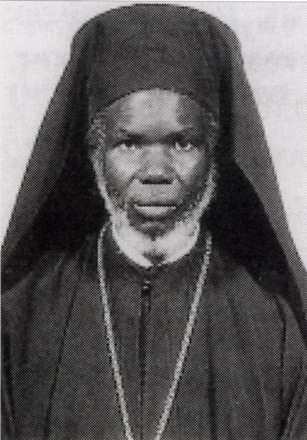 Ο νυν μητροπολίτης Καμπάλα και πάσης Ουγκάντα κ.κ. Ιωνάς, εγγονός του πατρός Οβαδία.