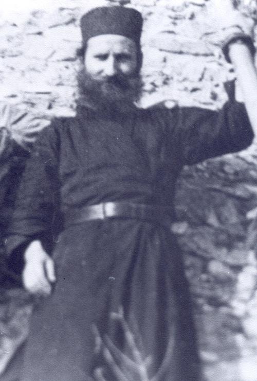 Ο Γέροντας Ιωσήφ το 1961