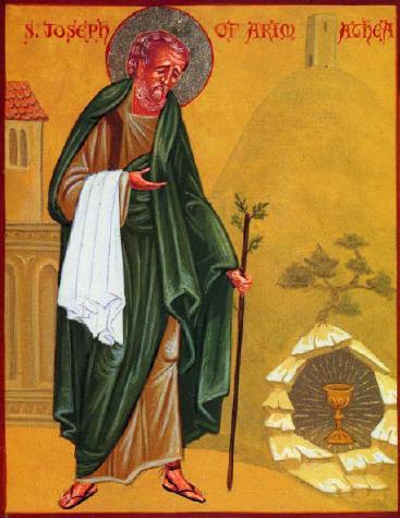 St Joseph of Arimathea
