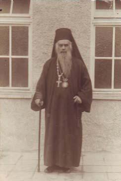 Ο άγιος Νικόλαος Βελιμίροβιτς.
