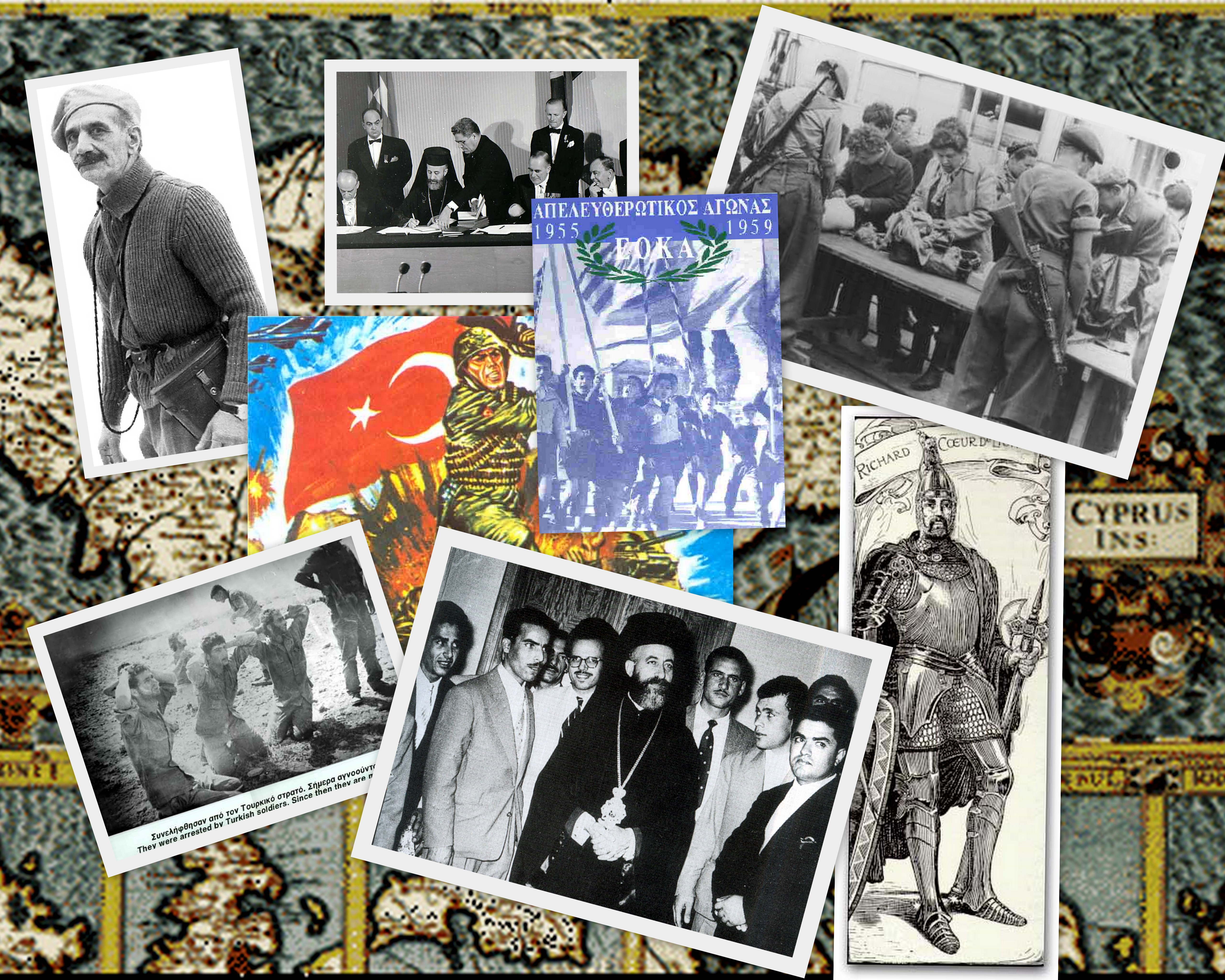 history of Cyprus
