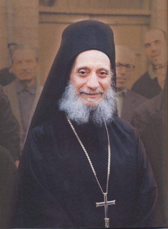 Ο Γέροντας Αιμιλιανός, Προηγούμενος Ιεράς Μονής Σίμωνος Πέτρας Αγίου Όρους