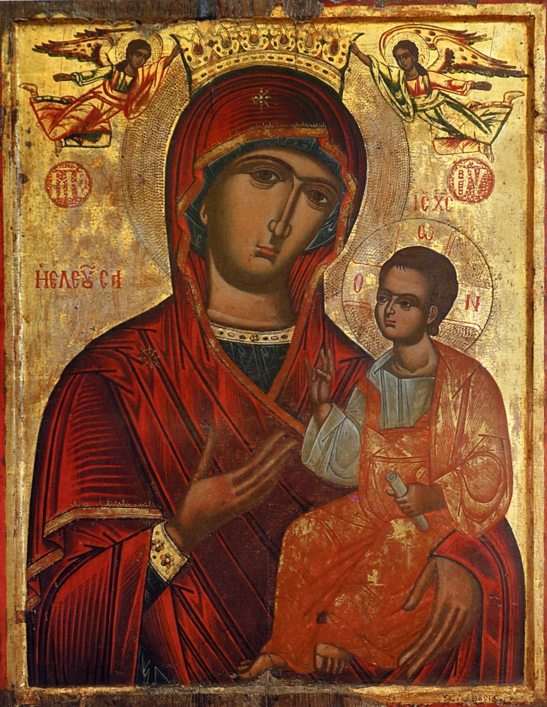 Panagia Eleoussa, I.M. Panagias Amirous