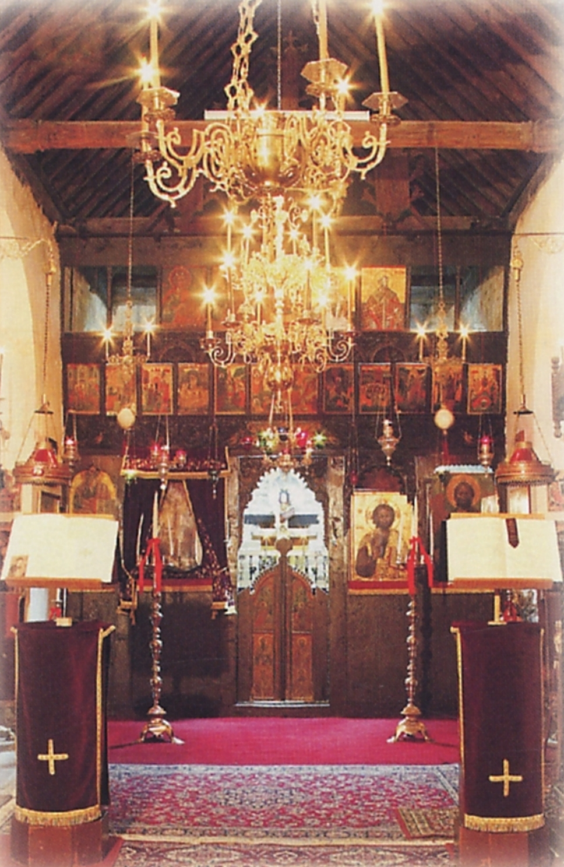 Templo katholikou I_M_ Panagias Trikoukiotissas
