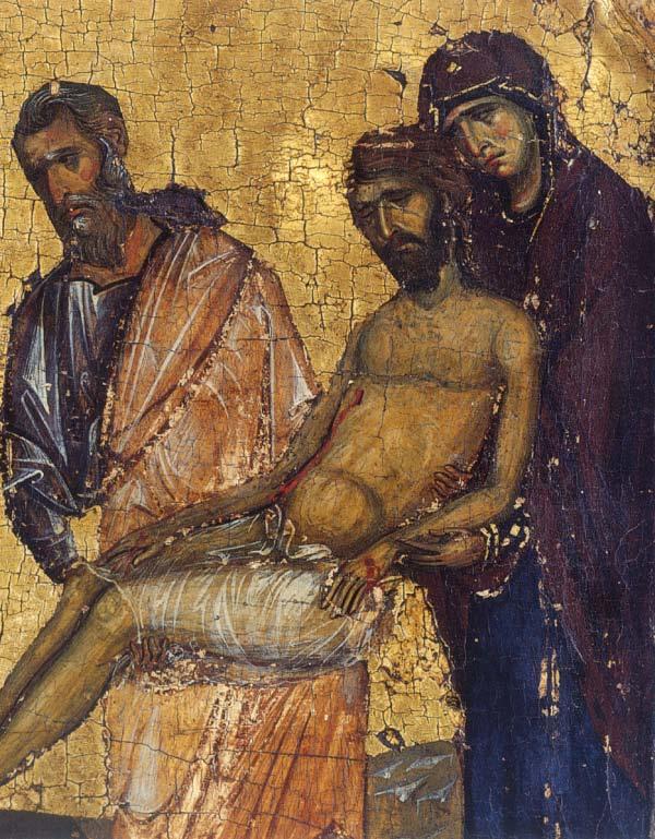 Λεπτομερεια από εικόνα της Ιεράς Μεγίστης Μονής Βατοπαιδίου
