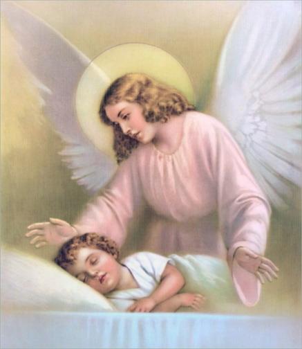 Angel Gaurdian of Children