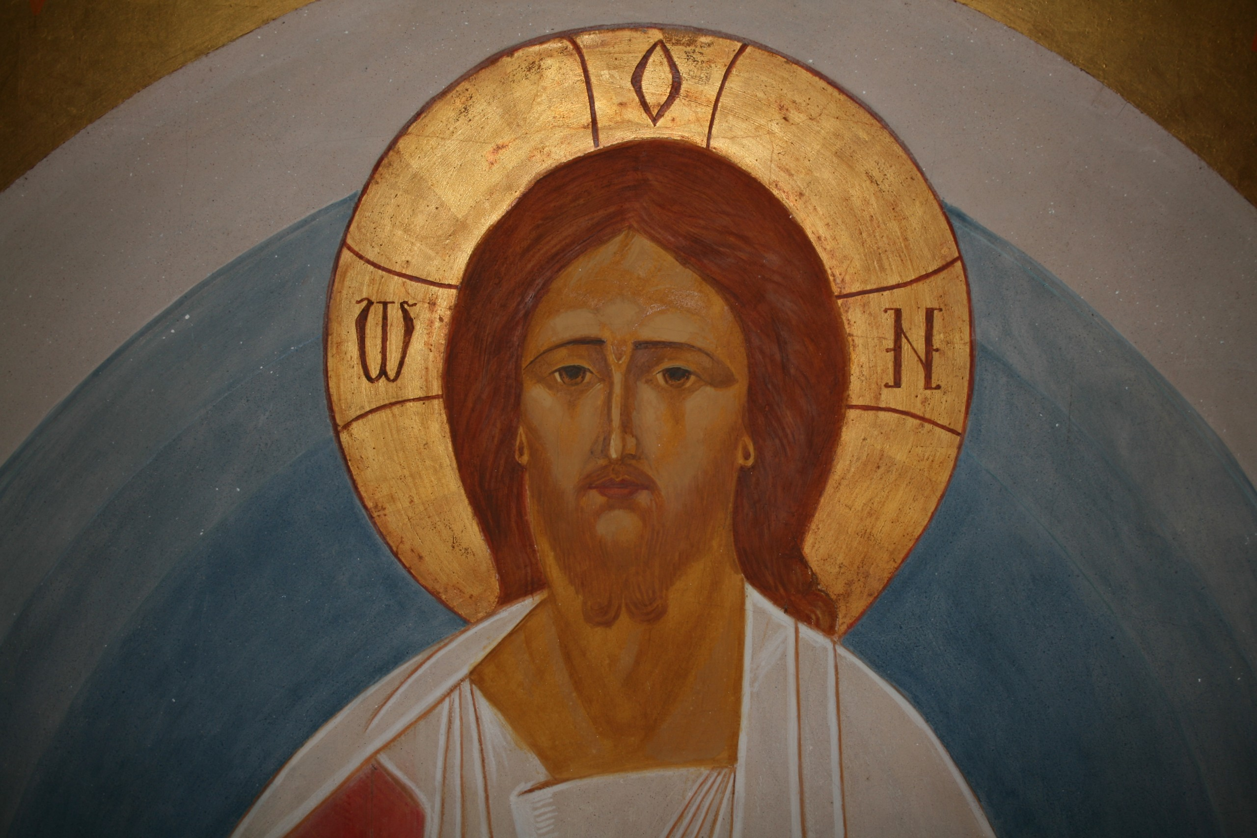 Christ from the Deisis, Refectory