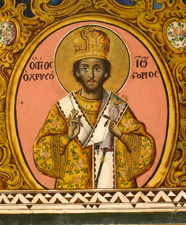 Chrysostomos