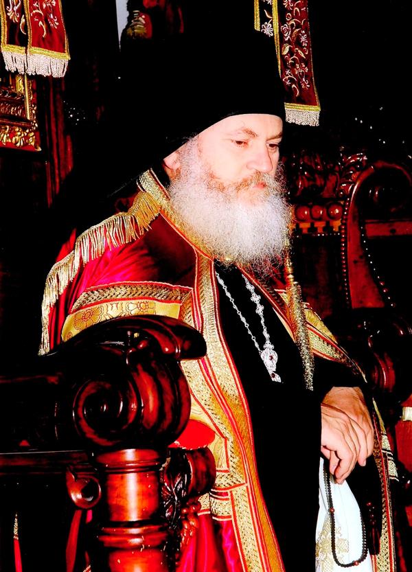 Elder Efraim