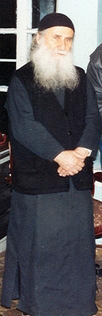 Geron Iosif orthios
