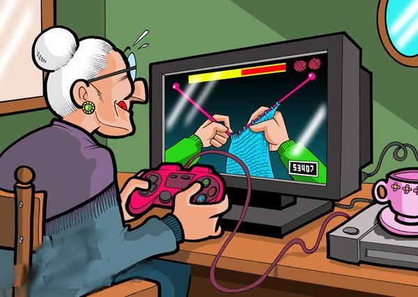 Η γιαγιά του μέλλοντος