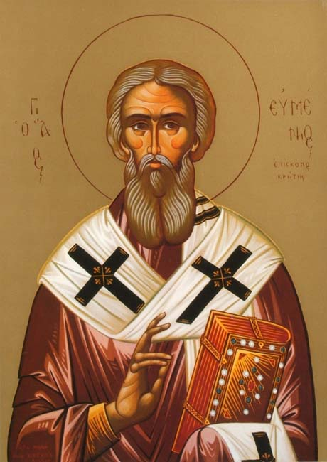 saint eumenius of crete