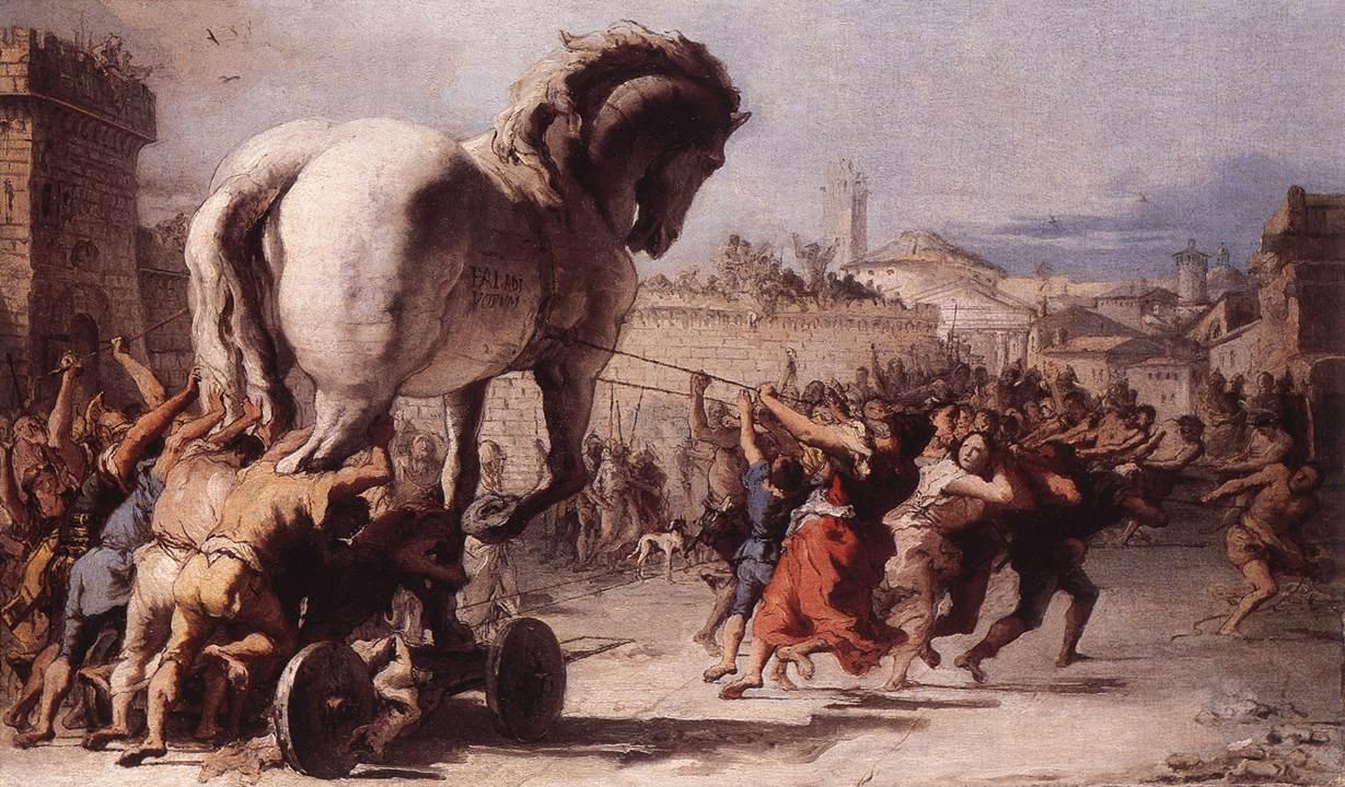 tiepolo trojan horse
