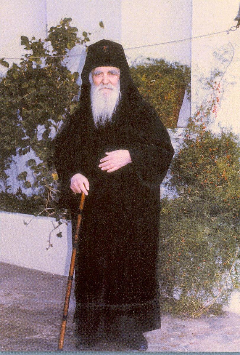 Γ. Φιλόθεος Ζερβάκος