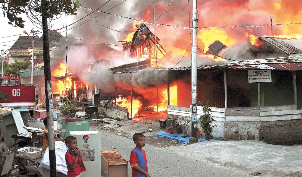 Sumatra earthquake