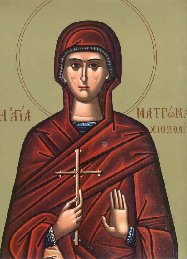 St Matrona