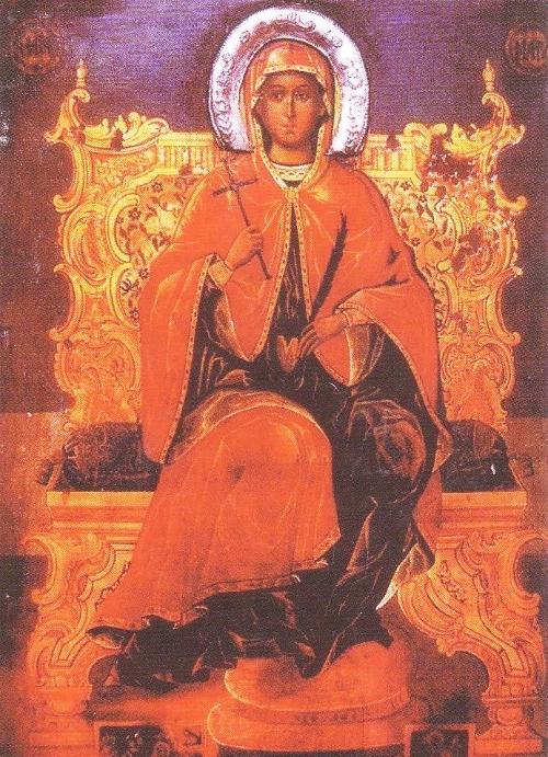 Αγία Μαρίνα Άνδρου