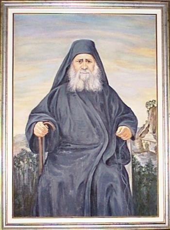 portraito Osiou Iosif Hsyhastou 02
