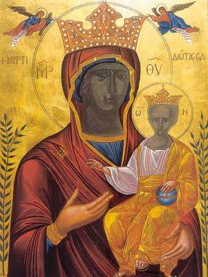 Η Παναγία, εικόνα του Θεού. Η Μυρτιδιώτισσα (24 Σεπτεμβρίου)