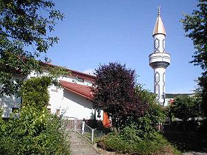 Moschee der türkisch-islamischen Union (DiTiB)...