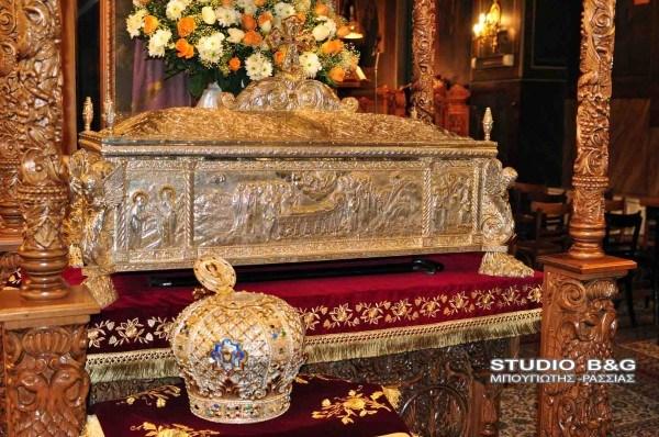 Στον Άγιο Πέτρο Άργους | Διακόνημα
