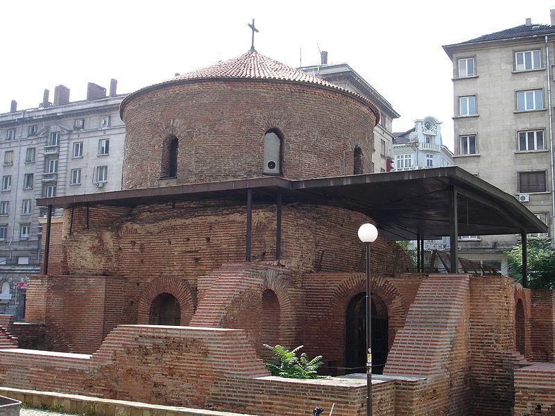 Ι.Ναός Αγίου Γεωργίου στη Σόφια (Βουλγαρία)