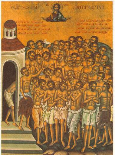 40 martyrs