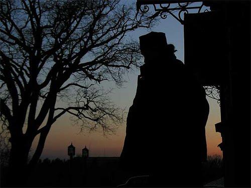 prayer- monk