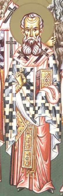 Άγιος Φιλάγριος επίσκοπος Κύπρου