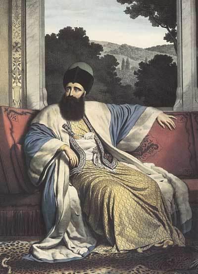 Ο πρίγκιπας της Μολδαβίας Μιχαήλ Σούτσος.Louis Dupre