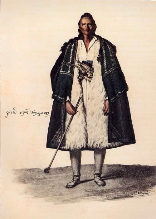 Ο Φώτο Πίκος από το Σούλι.Louis Dupre