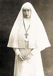 Ελιζαβέτα Φιόντοροβνα, η καθηγουμένη της Μονής Αγίας Μάρθας και Μαρίας