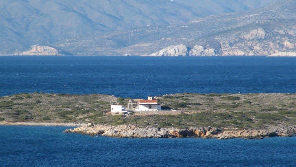 Ο Άγιος Στέφανος στην Ελάτα της Χίου