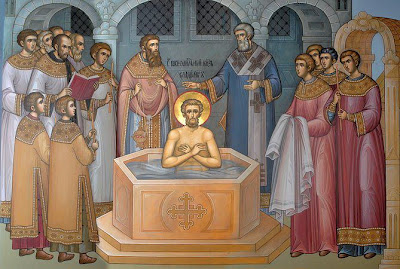 He who believes and is baptized will be saved