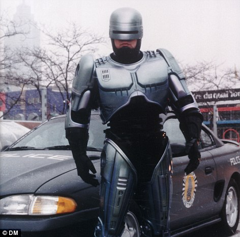 The car has been compared to futuristic police officer Robocop from the eighties movie of the same name Read more: http://www.dailymail.co.uk/news/article-2330890/The-Robocopcar-High-tech-Astra-wi-fi-bubble-predicts-crimes-happen-recognise-crooks-faces.html#ixzz2UU4Z3JCz  Follow us: @MailOnline on Twitter | DailyMail on Facebook