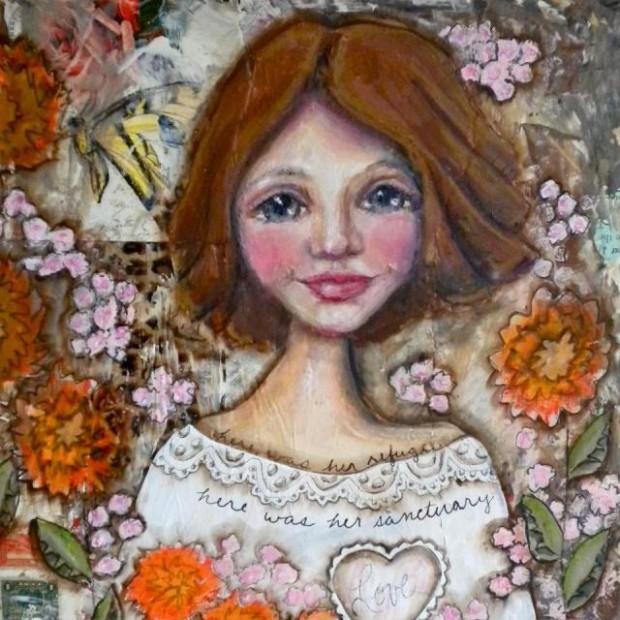 happy-woman-aritist-kelly-lish