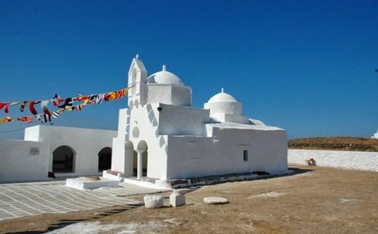 Παναγία Νίκους! Φωτό:kythnos-travelmagic.gr