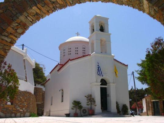 Παναγία Κανάλα! Φωτό:kythnos-travelmagic.gr