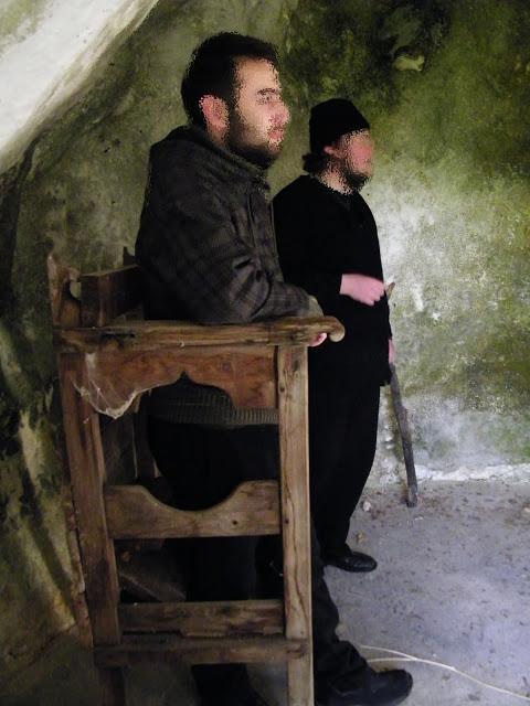 Το στασίδι στην σπηλιά
