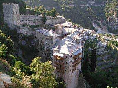 Αποτέλεσμα εικόνας για Ιερά Μονή Αγίου Παύλου: