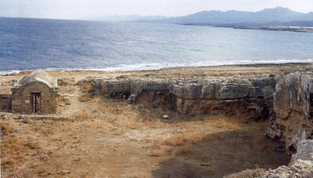 Παλαιοχριστιανικό κοιμητήριο